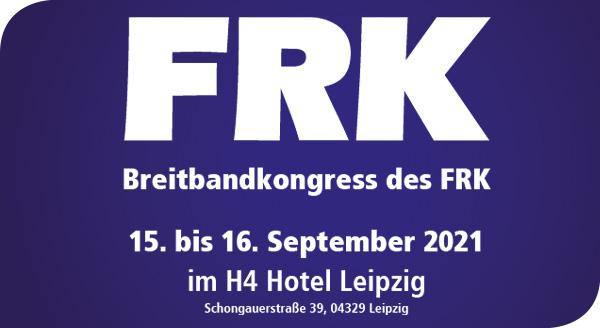 KNM on Tour – Breitbandkongress des FRK